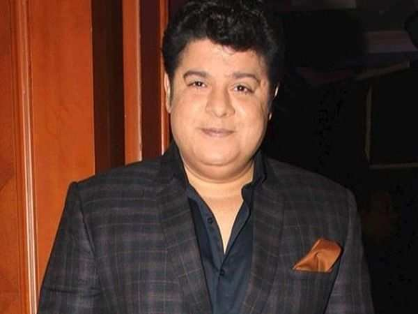 Sajid Khan confirms exit from Housefull 4