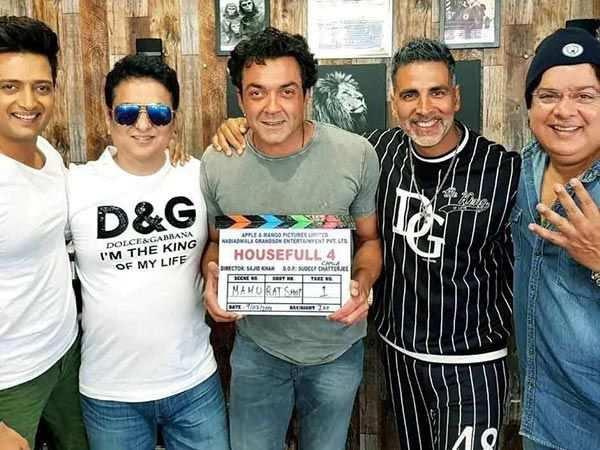 Here's the director who will replace Sajid Khan in Housefull 4