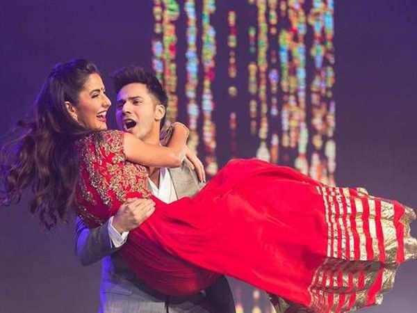 Katrina Kaif to play a Pakistani dancer in her next film with Varun Dhawan