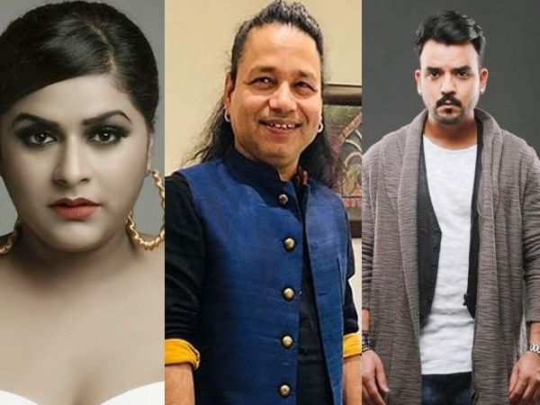 Another singer accuses Kailash Kher and Toshi of sexual misconduct