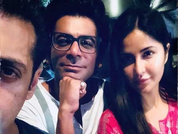 Salman Khan and Katrina Kaif wrap up the Abu Dhabi schedule of Bharat