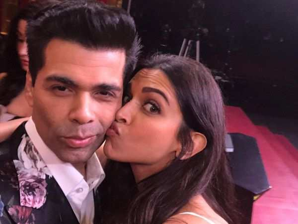 Was Deepika Padukone Karan Johar's confidante in regards to his kids?