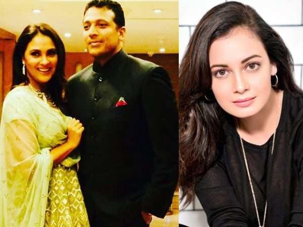 #MeToo: Dia Mirza comes in support of Mahesh Bhupathi and Lara Dutta