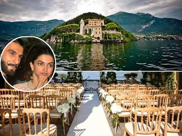 Ranveer Singh and Deepika Padukone to get married at this luxurious villa?