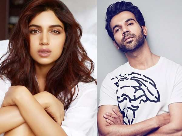 Bhumi Pednekar and Rajkummar Rao to appear together on screen
