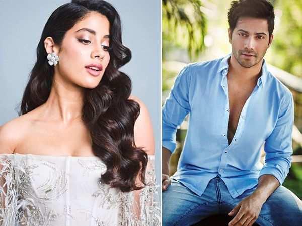 Janhvi Kapoor roped in for Shashank Khaitan's next opposite Varun Dhawan?