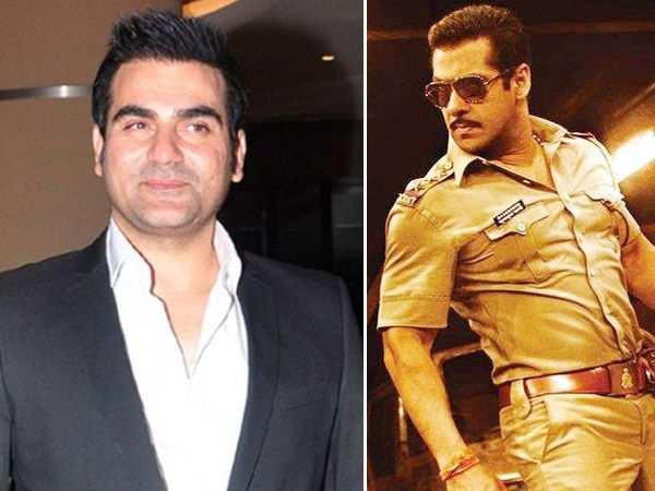 Arbaaz Khan talks about new shoot schedule of Salman Khan's Dabangg 3
