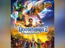 Movie Review: Goosebumps 2: Haunted Halloween