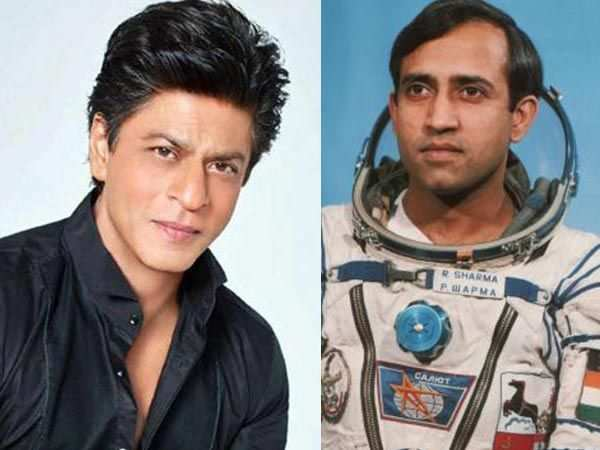 Confirmed! Shah Rukh Khan to star in Rakesh Sharma's biopic