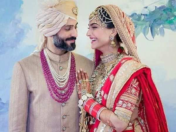 """Anand Ahuja """"bullied"""" Sonam Kapoor into not fasting for Karwa Chauth"""