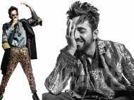 Inside pictures from Ayushmann Khurrana's latest Filmfare cover shoot