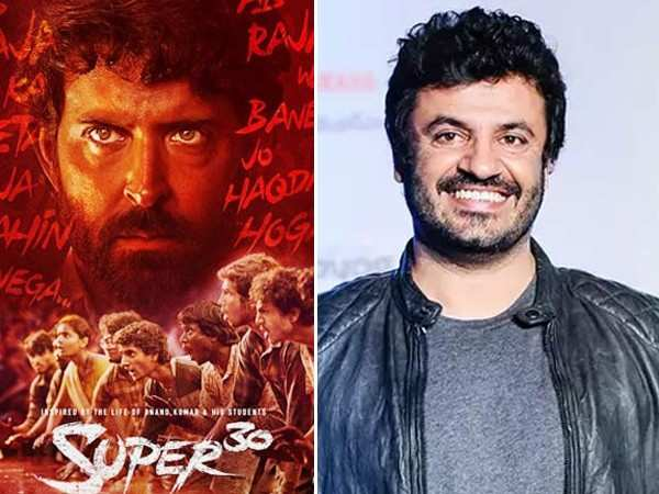 Vikas Bahl banned from post production of Hrithik Roshan's Super 30