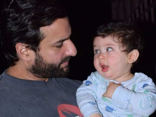 Saif Ali Khan doesn't mind selling Taimur Ali Khan for their Swiss vacays