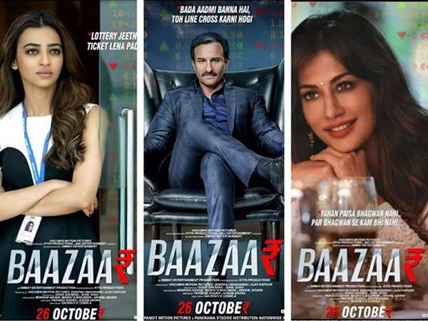 Bazaar stays steady at the box-office