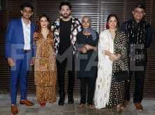 Team Badhaai Ho comes together to celebrate film's super success