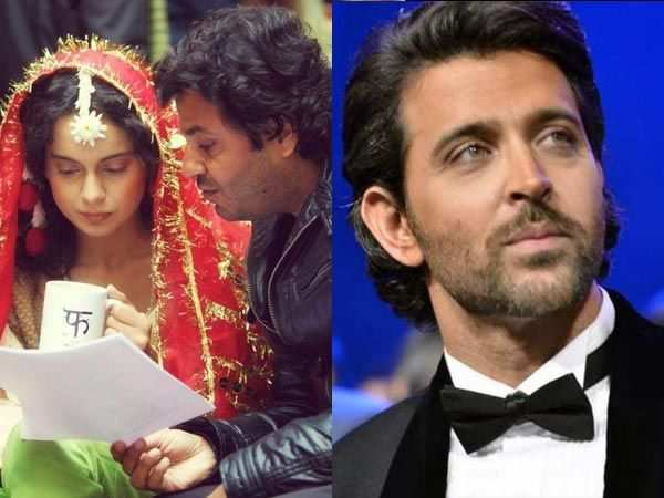 Hrithik Roshan reacts to Vikas Bahl harassment case