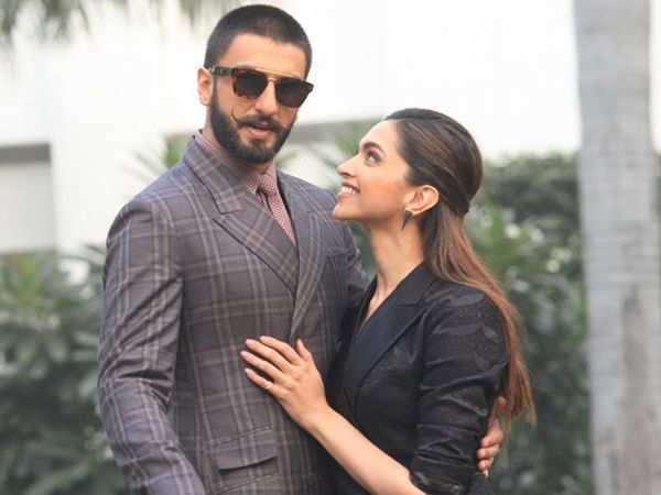 It's official!Deepika Padukone & Ranveer Singh announce their wedding date