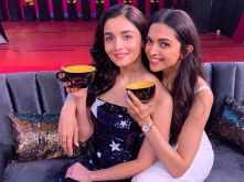 Deepika Padukone and Alia Bhatt are obsessed with this person on social med