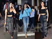 Ananya Panday celebrates her birthday with her girl gang