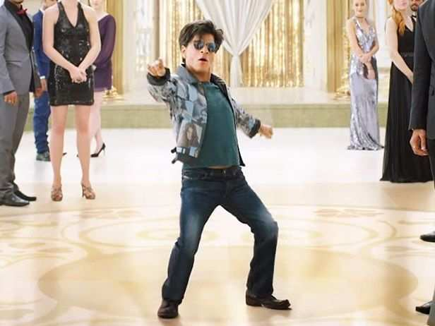 SRK, Aanand L Rai