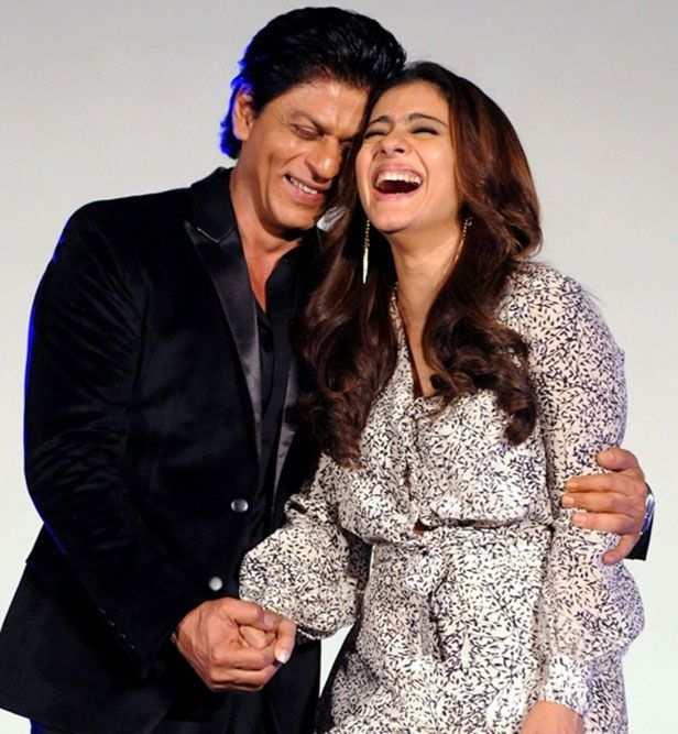 Kajol SRK