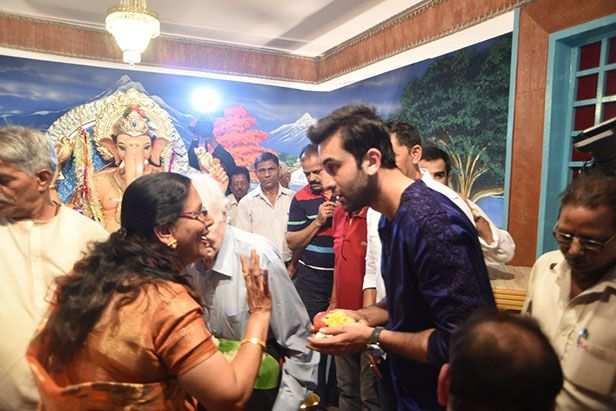 Kapoor ganesh chaturthi
