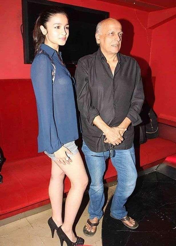 Mahesh and Alia