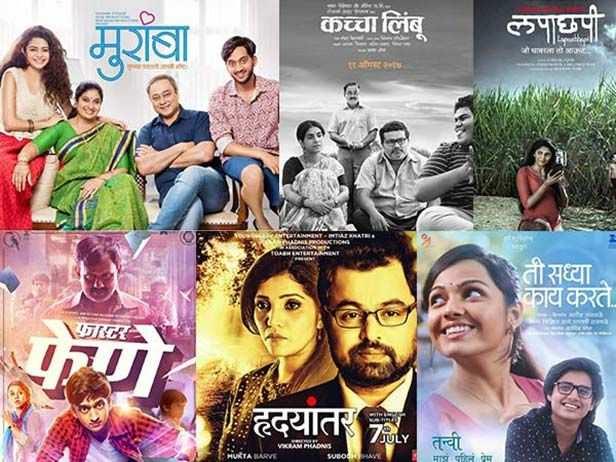 Nominations for the Jio Filmfare Awards (Marathi) 2018