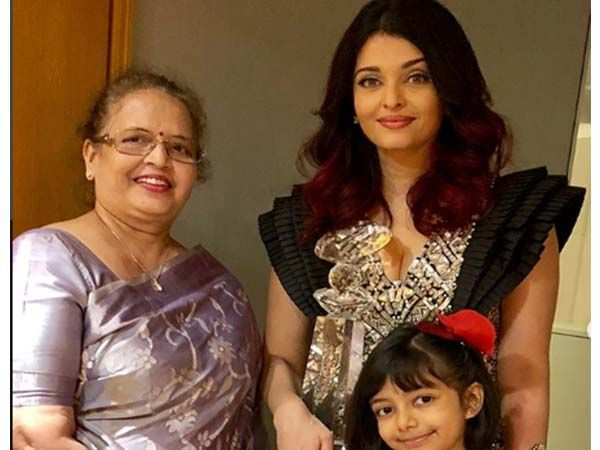 Aishwarya Rai Bachchan gets honoured with the Meryl Streep Award