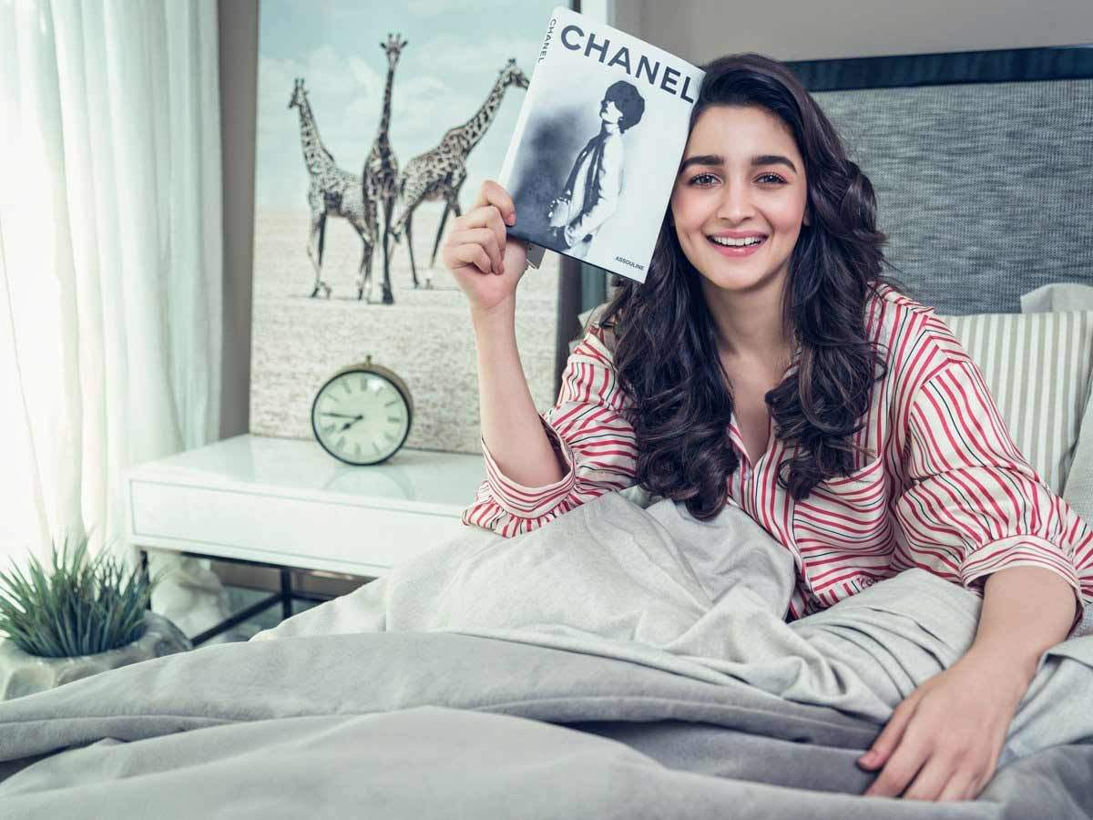 Alia Bhatt on being in love, BFF Karan Johar and her unique film choices