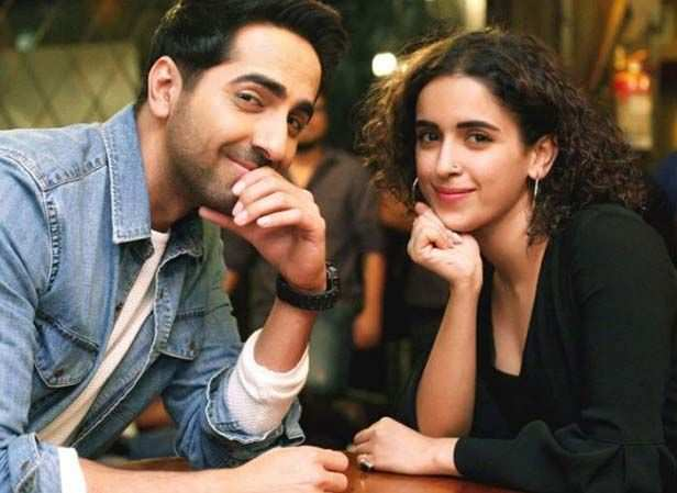 What's the good news that B-town is telling Ayushmann Khurrana Badhaai Ho for?