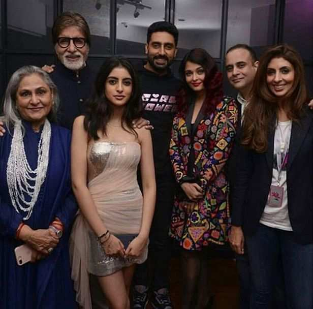 The Bachchans, Khans, Kapoors and more were clicked at the do