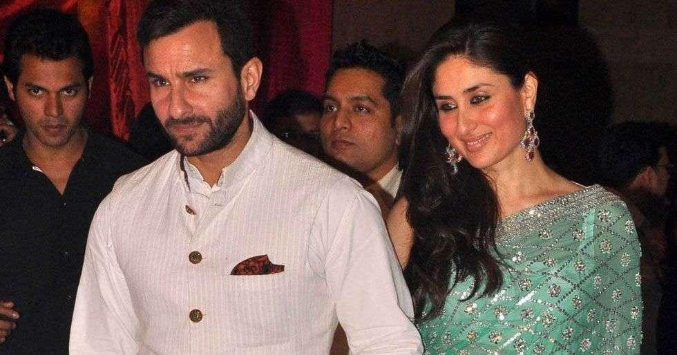 Kareena Kapoor Khan and Saif Ali Khan to have their second ...