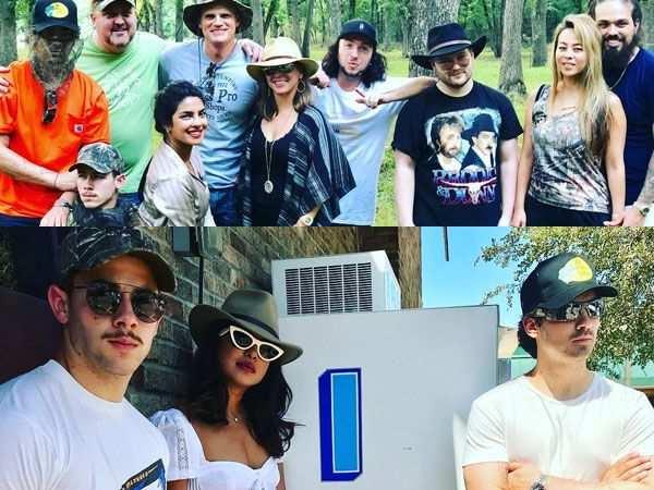 Priyanka Chopra is enjoying the ranch life with Nick Jonas