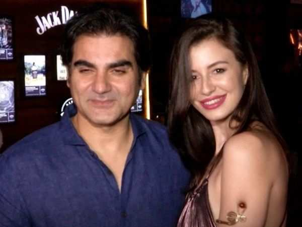 Arbaaz Khan to tie the knot with girlfriend Georgia Andriani next year?