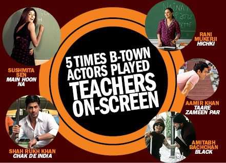 Bollywood films that showcased the special bond of a teacher and student, Bollywood Films