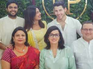 Madhu Chopra is impressed with Nick Jonas' work out routine