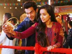 Rajkummar Rao and Shraddha Kapoor's Stree has a fantastic opening weekend