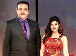 Are Nimrat Kaur and Ravi Shastri in a relationship?