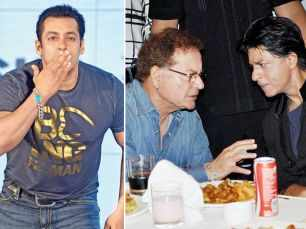 Shah Rukh Khan gives all the credit of his stardom to Salman Khan's dad
