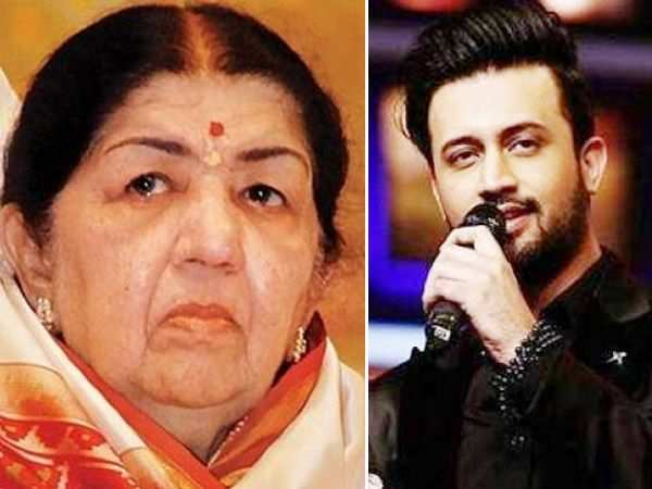 Lata Mangeshkar doesn't want to hear Atif Aslam's version of Chalte Chalte