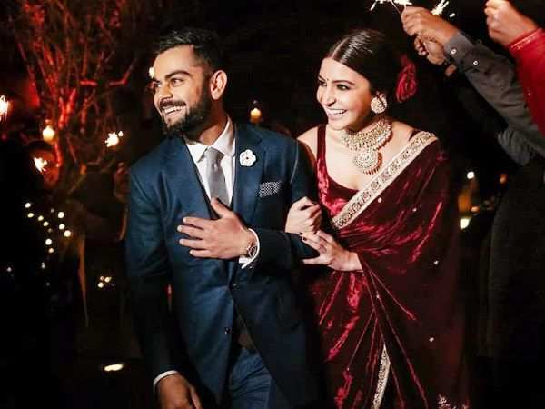 Anushka Sharma received with Kohli chants as she promotes Sui Dhaaga
