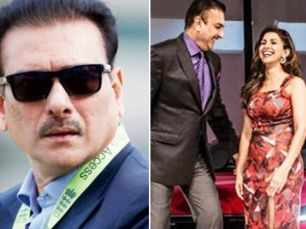 Ravi Shastri and Nimrat Kaur rubbish all rumours about dating each other