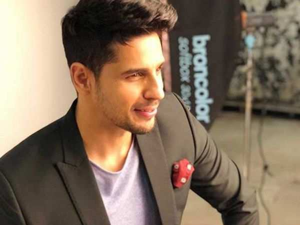 Sidharth Malhotra steps out of his comfort zone for Jabariya Jodi