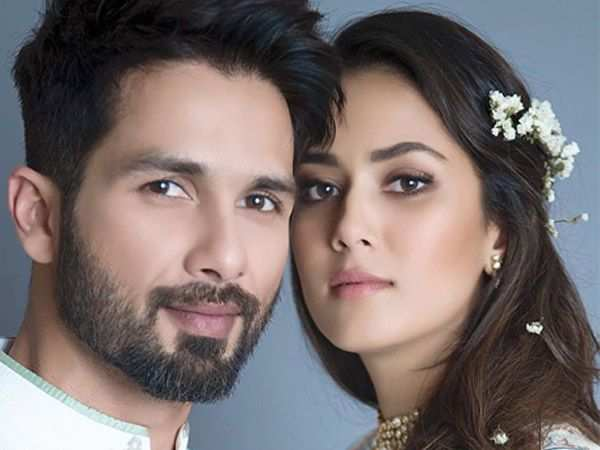 It's a baby boy for Shahid Kapoor and Mira Kapoor