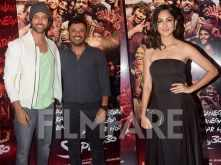 Starry bash! Hrithik Roshan and team Super 30 celebrate the film's wrap