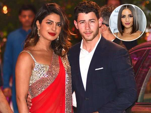 Nick Jonas' ex-girlfriend reacts to his engagement with Priyanka Chopra