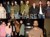 JP Dutta, John Abraham, Sonakshi Sinha, Arjun Rampal & others watch Paltan