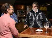 Aamir Khan reveals his fanboy moment with superstar Amitabh Bachchan