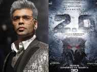 Big Announcement! Karan Johar to now present Rajinikanth's 2.0
